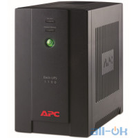 Линейно-интерактивный ИБП APC Back-UPS 1100VA (BX1100CI-RS) UA UCRF