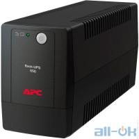 Линейно-интерактивный ИБП APC Back-UPS 650VA (BX650LI-GR) UA UCRF