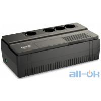 Линейно-интерактивный ИБП APC Easy UPS 650VA Schuko (BV650I-GR) UA UCRF