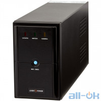 Линейно-интерактивный ИБП LogicPower LPM-1250VA (3175) UA UCRF