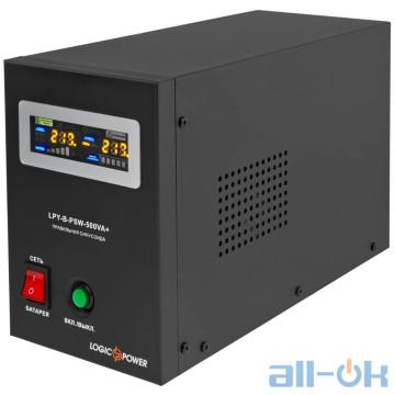Линейно-интерактивный ИБП LogicPower LPY-B-PSW-500VA+ (4149) UA UCRF