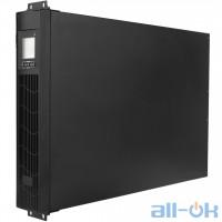 ИБП непрерывного действия (Online) LogicPower 1000 PRO RM (LP6738) UA UCRF