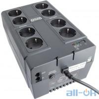 Резервный ИБП Powercom CUB-850N Black (00210216) UA UCRF
