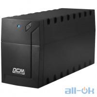 Линейно-интерактивный ИБП Powercom RPT-800AP UA UCRF