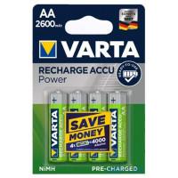 Акумулятор Varta Rechargeable Accu Endless AA/HR06 Ni-MH 2600 mAh BL 4шт