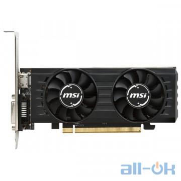Видеокарта MSI Radeon RX 550 2GT LP OC