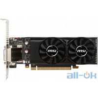 Відеокарта  MSI GeForce GTX 1050 TI 4GT LP