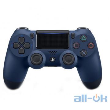 Геймпад Sony DualShock 4 V2 Midnight Blue (9874768) UA UCRF