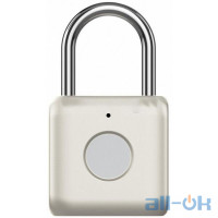 Навісний замок Xiaomi UODI Smart Fingerprint Padlock Gold YD-K1