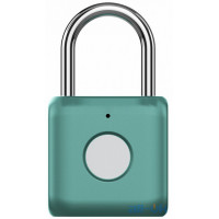 Навісний замок Xiaomi UODI Smart Fingerprint Padlock Green YD-K1