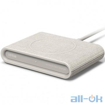 Беспроводное зарядное устройство iOttie iON Wireless Fast Charging Pad Mini Tan (CHWRIO103TN)