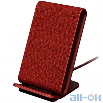 Беспроводное зарядное устройство iOttie iON Wireless Fast Charging Stand Red (CHWRIO104RDEU)