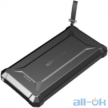 Внешний аккумулятор (Power Bank) RAVPower 45W PD Plus Quick Charge 3.0 20100mAh Waterproof Black (RP-PB097)