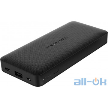 Внешний аккумулятор (Power Bank) RAVPower 45W PD Plus Quick Charge 3.0 21000mAh Black RP-PB095