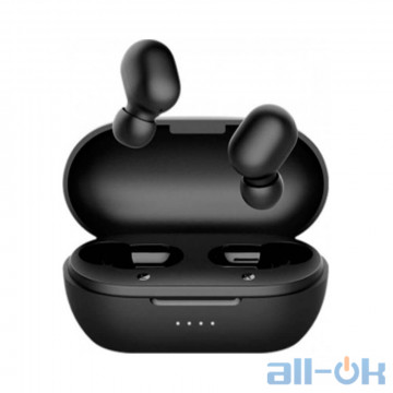 "TWS (""полностью беспроводные"") Haylou GT1 Pro Black (QT-HaylouGT1proBk) UA UCRF"