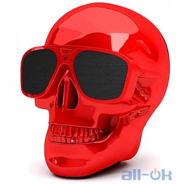 Портативная колонка Jarre AeroSkull Nano Glossy Red