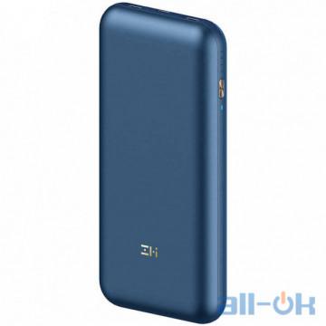 Внешний аккумулятор (Power Bank) ZMI 10 Pro Power Bank 20000mah 65W Blue (QB823)