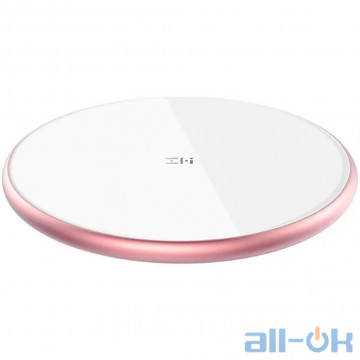 Беспроводное зарядное устройство Xiaomi Mi ZMI Wireless Charger Pink