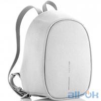 XD Design Стильний рюкзак антизлодій Bobby Elle Світло-Сірий (P705.220)