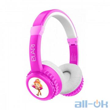 Наушники с микрофоном ELARI FixiTone Air Bluetooth Pink/White (FT-2PNK)