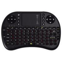 Беспроводная клавиатура Rii mini i8 UKB-500 с тачпадом RUS Black