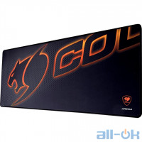 Килимок для миші Cougar Arena Black (3PAREHBBRB5.8041)