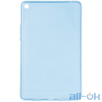 "TPU чохол Galeo для Xiaomi Mi Pad 4 Plus 10.1 ""Blue"