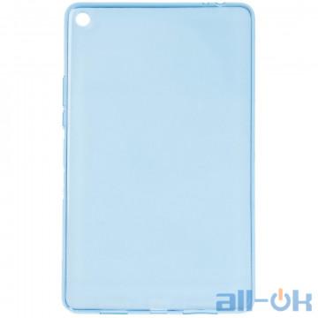 """TPU чехол Galeo для Xiaomi Mi Pad 4 Plus 10.1"""" Blue"""