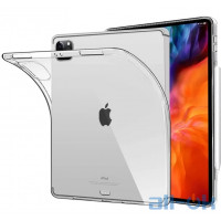 "TPU (силіконовий) чохол Galeo Anti-Shock для Apple iPad Pro 11 ""(2020) Transparent"