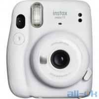 Фотокамера моментальной печати Fujifilm INSTAX Mini 11 White