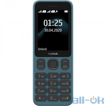 Nokia 125 Dual Sim Blue UA UCRF