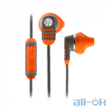 Наушники с микрофоном JBL Yurbuds Venture Pro Burnt Orange (YBADVENT02ORG)