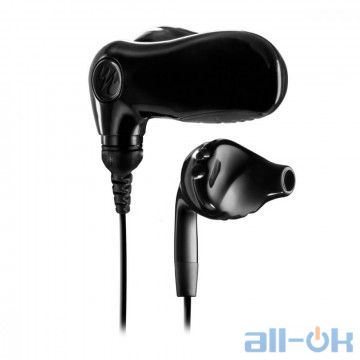 Наушники с микрофоном JBL Yurbuds Hybrid Wireless Black (YBHYHYBR00BLK)
