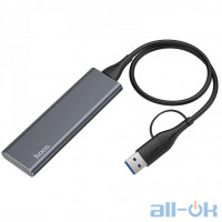 Зовнішній накопичувач SSD Type-C HOCO Extreme Speed Portable UD7 128GB
