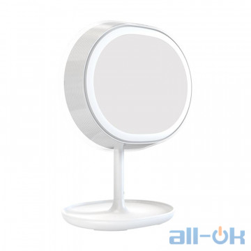 Зеркало JOYROOM Multi-functional LED Beauty Series Smart Light Makeup Mirror Lamp JR-CY266 White