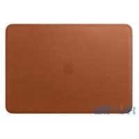 "Чехол для ноутбука Apple Leather Sleeve for 15"" MacBook Pro – Saddle Brown (MRQV2)"