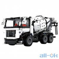 Іграшка-конструктор Xiaomi MiTu Engineering Mixer Truck (GCJBJ01IQI) (BEV4181CN)