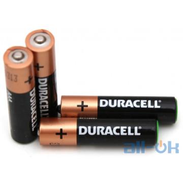 Батарейки Duracell AAA LR03 MN2400