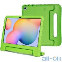 Дитячий протиударний чохол Galeo EVA для Samsung Galaxy Tab S6 Lite SM-P610, SM-P615 Green