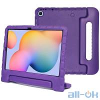Дитячий протиударний чохол Galeo EVA для Samsung Galaxy Tab S6 Lite SM-P610, SM-P615 Purple