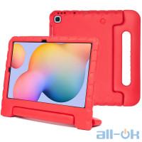 Дитячий протиударний чохол Galeo EVA для Samsung Galaxy Tab S6 Lite SM-P610, SM-P615 Red