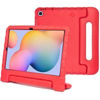 Детский противоударный чехол Galeo EVA для Samsung Galaxy Tab S6 Lite SM-P610, SM-P615 Red