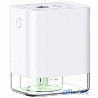 Безконтактний диспенсер-спрей для рук USAMS Mini Auto Disinfection Sprayer US-ZB155 |45ml| White