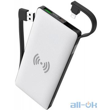 Внешний аккумулятор (Power Bank) Hoco S10 Multi-function 10000mAh White