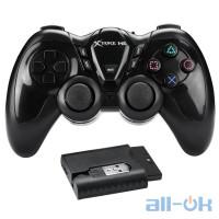 Ігровий джойстик XTRIKE ME GP-42 Gaming Pad Black