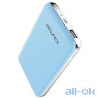Внешний аккумулятор (Power Bank) Awei Power Bank P84k 10400 mAh Blue