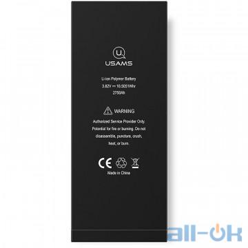Аккумулятор для мобильного телефона USAMS US-CD40 iPhone 6S Plus Build-in Battery 2750 mah (CD40I6SP01)