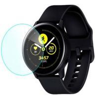 Гидрогелевая противоударная глянцевая пленка для Samsung Galaxy Watch Active 2 44mm