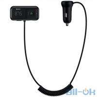 FM-трансмиттер BASEUS Wireless MP3 Car Charger T typed S-16 (CCTM-E01)