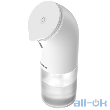 Автоматический дозатор жидкого мыла Baseus MiniPeng Hand Washing Machine White (No Soap) (ACXSJ-B02)